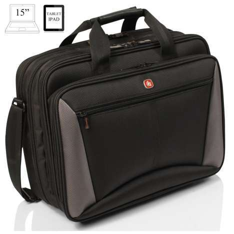 Laptop bailhandle Gladiator Compact Case