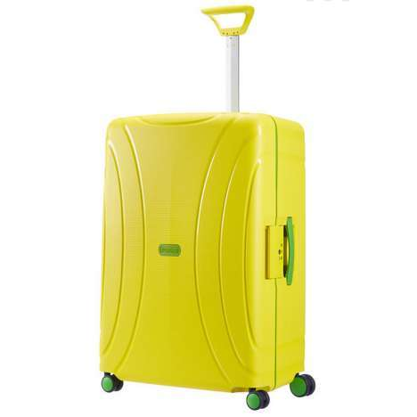 how to set the lock on american tourister suitcase