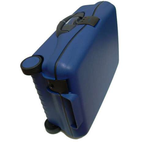 Maleta Samsonite Cabin Collection trolley 55 cm, color azul