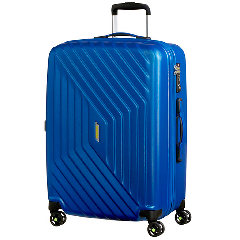 american tourister air force 1 luggage medium sized. Black Bedroom Furniture Sets. Home Design Ideas