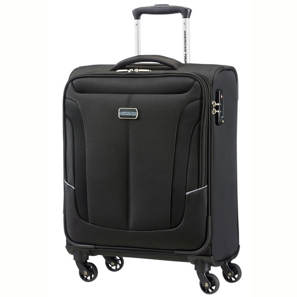 Soft Suitcase American Tourister Suitable As Hand Luggage