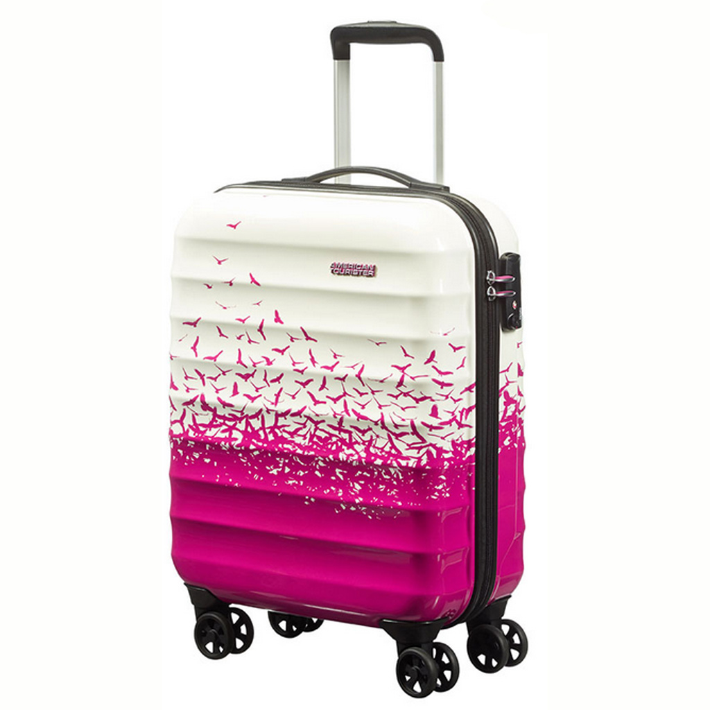 American Tourister suitcase suitable as cabin baggage Ryanair ...