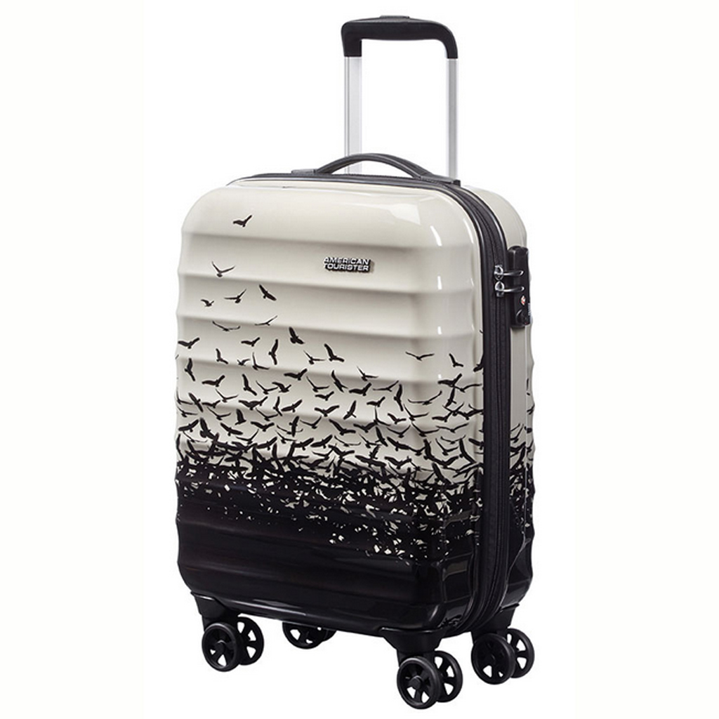 american tourister suitcase suitable as cabin baggage ryanair travel cases. Black Bedroom Furniture Sets. Home Design Ideas