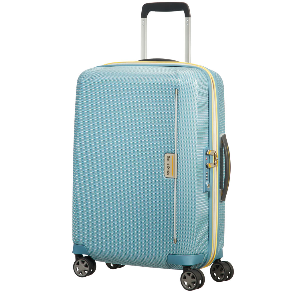 cabin suitcase samsonite mixmesh 55 cm travel cases