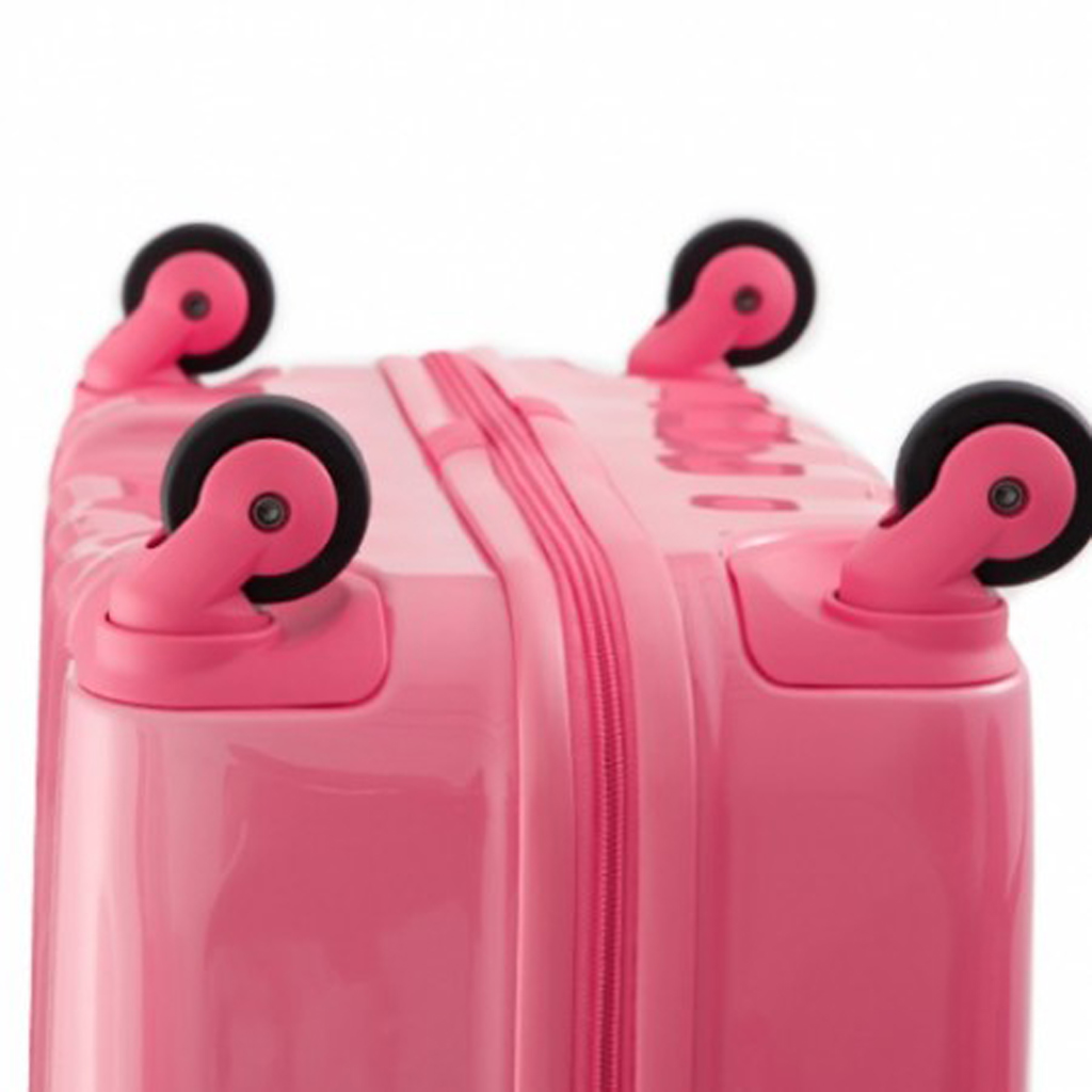 Set Suitcases Spinner 55 / 75 Cm., American Tourister Prismo, Pink ...