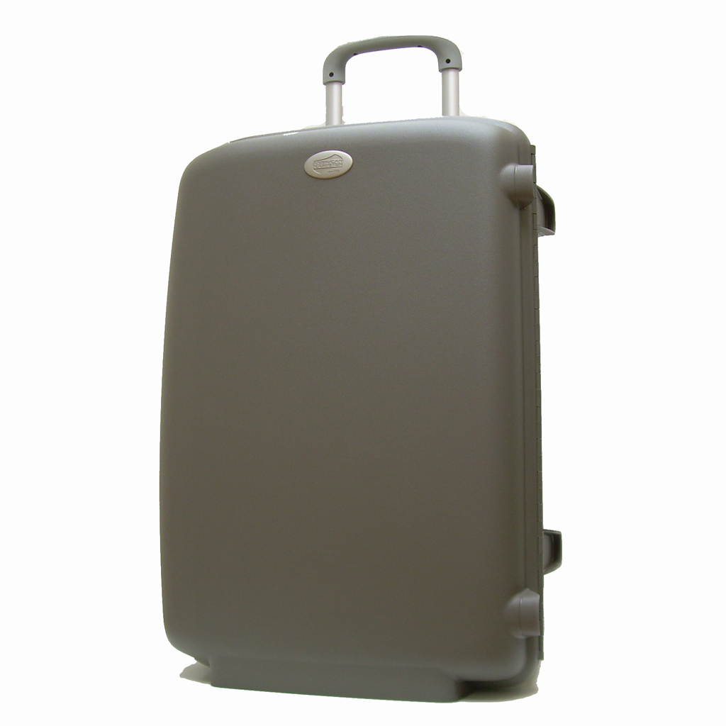 Suitcase upright 2 wheels 79 cm. American Tourister