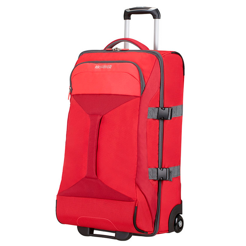 15bd1261b Duffle with wheels American Tourister Road Quest 69 cm