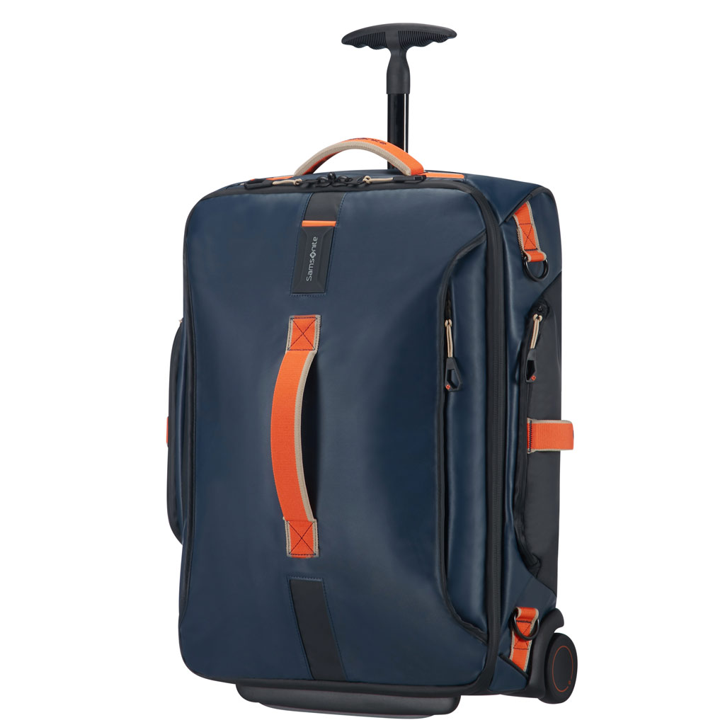 Duffle with wheels cabin size Samsonite Paradiver Light 55cm